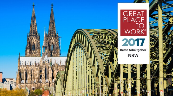 Great Place to work 2017 - ObjectCode GmbH