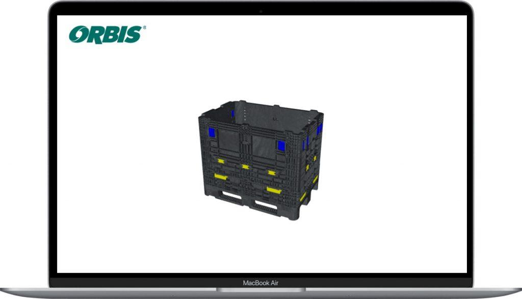 Orbis-Verpackungssystem-Konfigurator